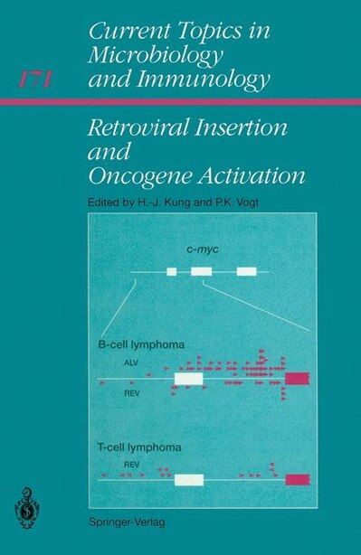 Retroviral Insertion and Oncogene Activation by Hsing-Jien Kung