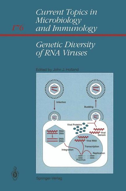 Genetic Diversity of RNA Viruses by John J. Holland