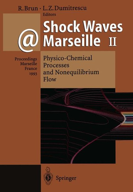 Shock Waves @ Marseille II: Physico-chemical Processes And Nonequilibrium Flow Proceedings Of The 19th International Symposium by Raymond Brun