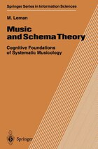 Music and Schema Theory: Cognitive Foundations of Systematic Musicology