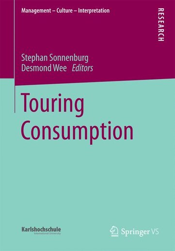 Touring Consumption by Stephan Sonnenburg
