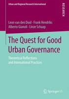 The Quest for Good Urban Governance: Theoretical Reflections and International Practices