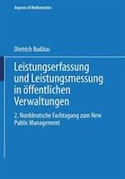 Leistungserfassung und Leistungsmessung in öffentlichen Verwaltungen: 2. Norddeutsche Fachtagung…