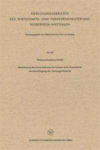 Bestimmung des Faserabbaues bei Leinen unter besonderer Berücksichtigung der Leinengarnbleiche by Leo Brandt