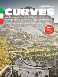 Curves: Northern Italy: Lombardy, South Tyrol, Veneto