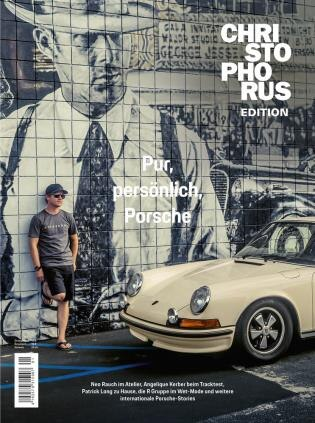 Xl-special Porsche Magazin Christophorus: The People Issue by Delius Klasing