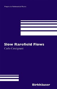 Slow Rarefied Flows: Theory and Application to Micro-Electro-Mechanical Systems
