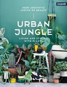 Book Urban Jungle: Living And Styling With Plants by Igor Josifovic