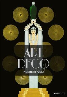 Book Art Deco by Norbert Wolf