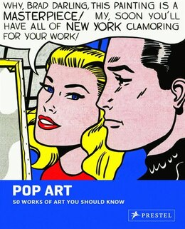 Book Pop Art: 50 Works Of Art You Should Know by Gary Van Wyk