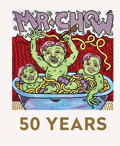 Mr Chow: 50 Years by Terence Conran