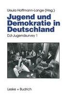 Jugend und Demokratie in Deutschland: DJI-Jugendsurvey 1