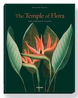 Book Robert John Thornton: The Temple Of Flora: Robert John Thornton by Werner Dressendorfer
