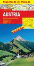Austria Marco Polo Map by Marco Polo Travel Publishing