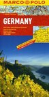 Germany Marco Polo Map by Marco Polo Travel Publishing