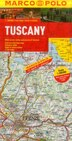 Tuscany Marco Polo Map by Marco Polo Travel Publishing