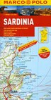 Sardinia Marco Polo Map by Marco Polo Travel Publishing