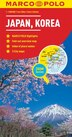 Japan, Korea Marco Polo Map by Marco Polo Travel Publilshing