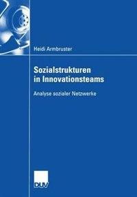 Sozialstrukturen in Innovationsteams: Analyse sozialer Netzwerke