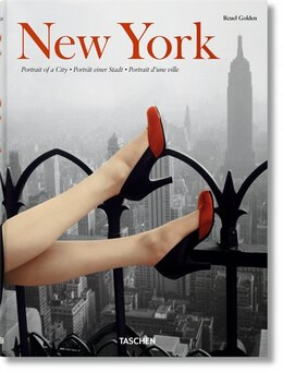 Book New York: Portrait Of A City by Reuel Golden