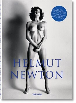 Book Helmut Newton: Sumo, Revised By June Newton: Sumo by June Newton