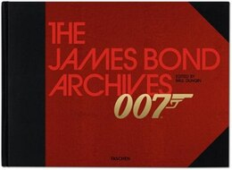 Book The James Bond Archives: Fifty Years Of Bond, James Bond by Paul Duncan