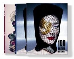Book 100 CONTEMPORARY FASHION DESIGNERS by Ingram International Inc