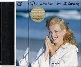 Book Andre de Dienes: Marilyn by Monti Publishing