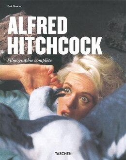 Book Alfred Hitchcock by Paul Duncan