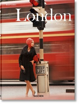 Book London: Portrait Of A City by Reuel Golden