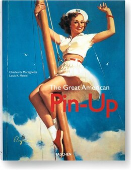 Book The Great American Pin-up by Charles Martignette