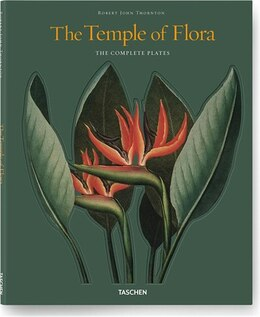 Book Robert John Thornton: The Temple Of Flora by Werner Dressendorfer