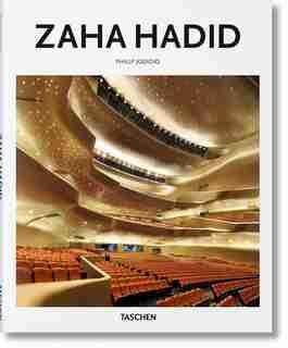 Zaha Hadid by Philip Jodidio