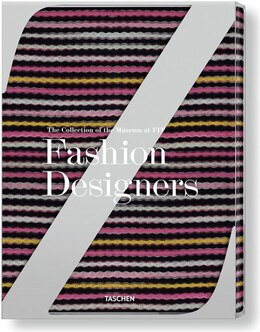 Book Fashion Designers A-Z, Missoni Ed by Suzy Menkes