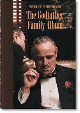 Book The Godfather Family Album by Paul Duncan