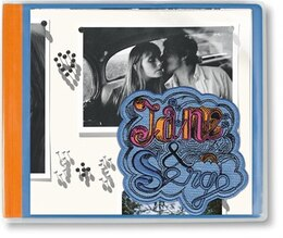 Book Jane & Serge: A Family Album by Andrew Birkin