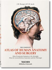 Bourgery: Atlas Of Human Anatomy And Surgery