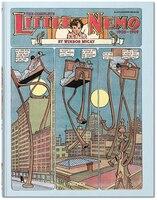 Winsor McCay - Les aventures complètes de Little Nemo 1905-1909
