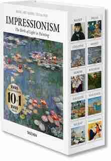 Basic Art Series. Ten In One. Impressionism de Taschen