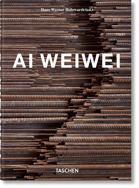 Ai Weiwei. 40th Anniversary Edition by Hans Werner Holzwarth