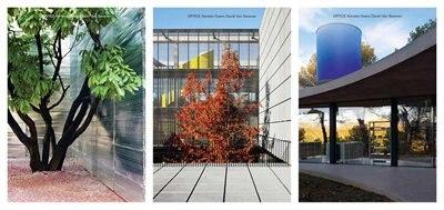 OFFICE Kersten Geers David Van Severen Vol. 1, 2 & 3 by Christophe Van Gerrewey