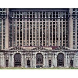 Book Yves Marchand & Romain Meffre: The Ruins of Detroit by Yves Marchand