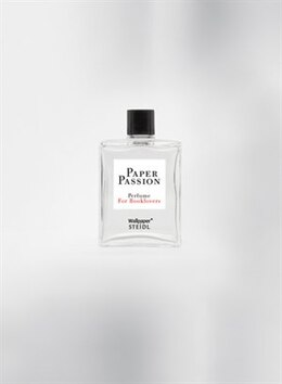 Book Paper Passion Perfume by Geza Schoen