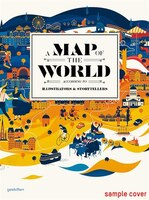 Book A Map Of The World: The World According To Illustrators And Storytellers by Antonis Antoniou
