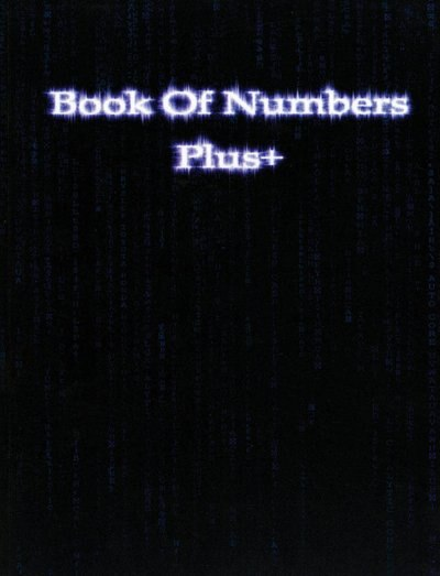 Cameron Rowland: Book of Numbers by Cameron Rowland