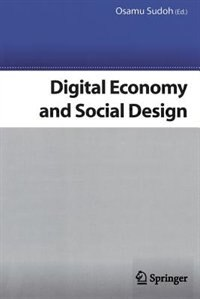 Digital Economy and Social Design by Osamu Sudoh