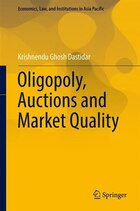 Oligopoly, Auctions and Market Quality