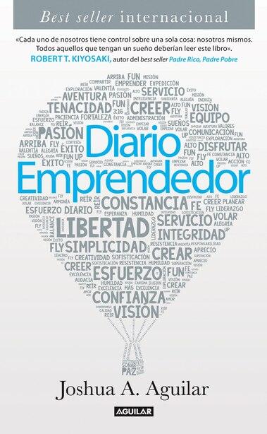 Diario Emprendedor / Entrepreneur Journal by Joshua A. Aguilar