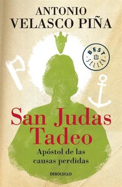 San Judas Tadeo by Antonio Velasco Pina