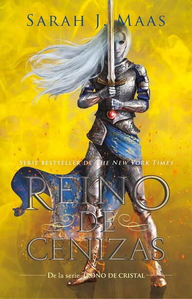Reino De Cenizas / Kingdom Of Ash by Sarah Maas